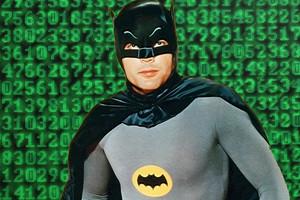 'Batman' hits back at Russia over hacks