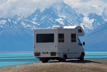 A DoC weekly campsite pass that allows tourists exploring New Zealand in a rental campervan to save on campsite fees (Getty, file)