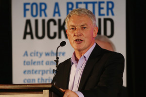 Auckland Mayor Phil Goff (Getty)