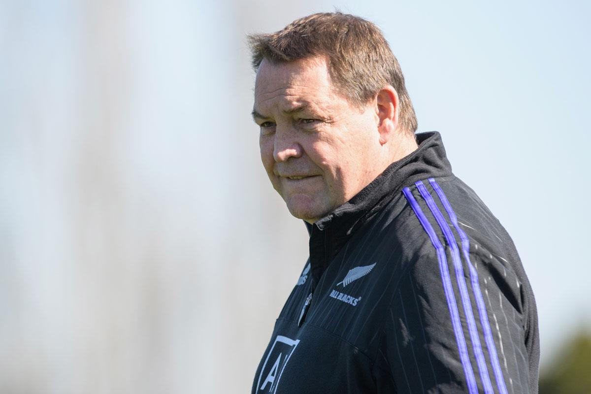All Blacks coach Steve Hansen keeps NZ Maori options up sleeve