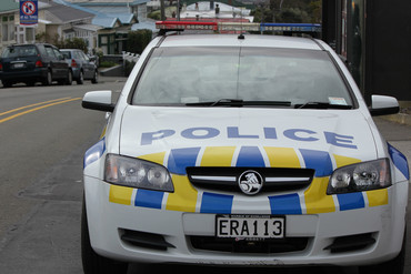 Wellington police ask anyone with information to contact them (Newshub. / file)