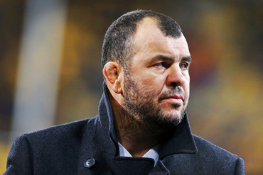Michael Cheika (Photosport / file)