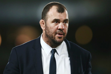 Cheika blow up masks Australia's poor performances (Photosport image)