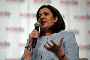 Queensland Premier Annastacia Palaszczuk (AAP)
