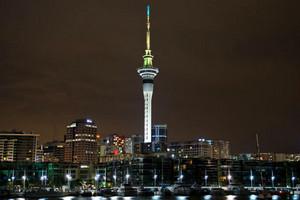 Auckland CBD (File)