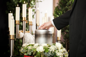 """The Vatican says cremation is still allowed because """"the deceased's body does not affect his or her soul"""" (Getty)"""