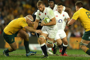 Chris Robshaw was unceremoniously dumped after the 2015 RWC (Getty image)