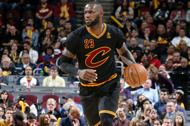 LeBron James (Getty Images)