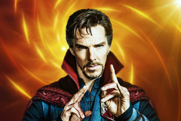 Doctor Strange features astral projection, parallel dimensions and all sorts of trippiness