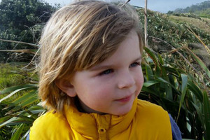 Young boy who died at Piha named