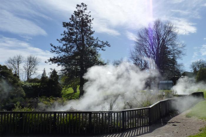 Kuirau Park, Rotorua (Wiki Commons)