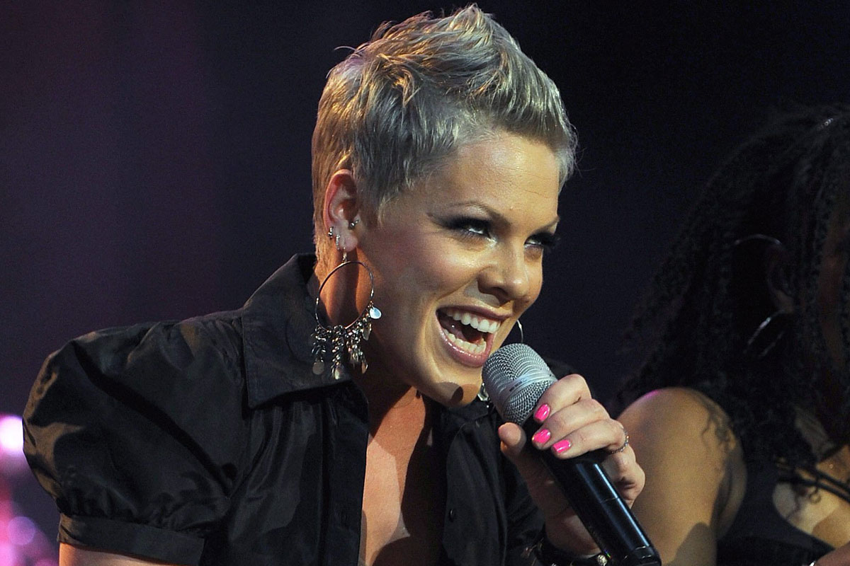 Pink Pregnant With Second Child