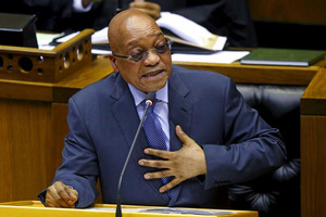 South African President Jacob Zuma (Reuters / file)