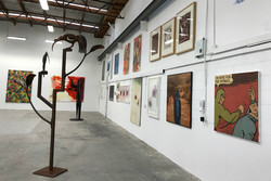 More than $4 million dollars of artwork will be pu...