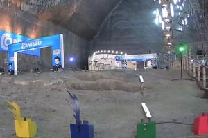 17th century salt mine hosts drone racing championships