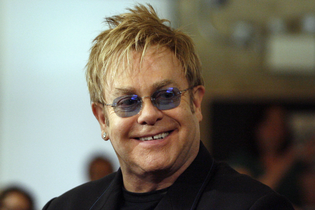 Elton John Will Not Perform at Donald Trump's Inauguration