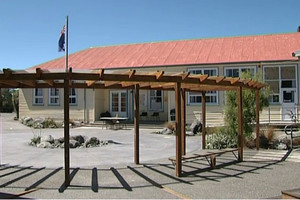 Kaikoura Primary School will reopen this week for the first time since the deadly earthquakes on November 14 (Newshub)