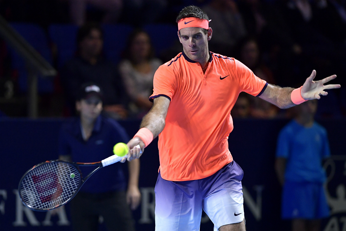 Del Potro paves way for Davis Cup win