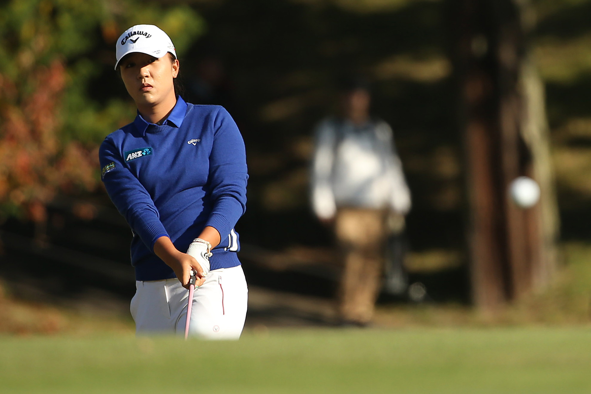 Shanshan Feng wins Japan Classic for second straight victory