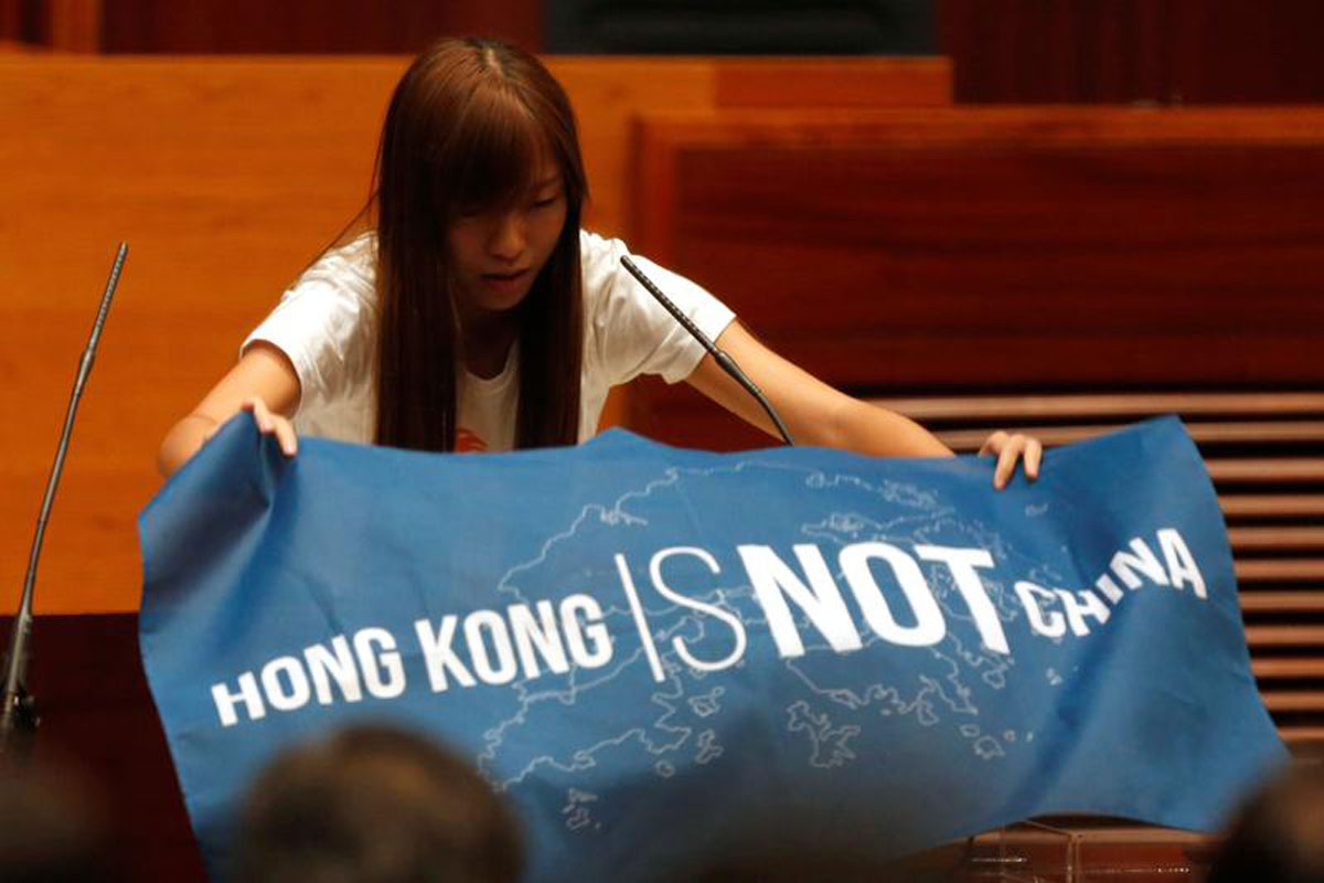 Beijing Ruling Bars Hong Kong Lawmakers From Taking Office