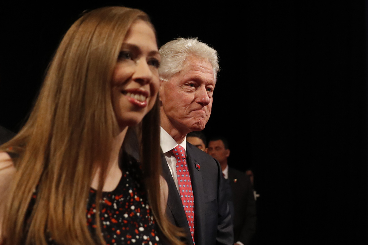 Chelsea Clinton used foundation to help pay for her wedding: Email