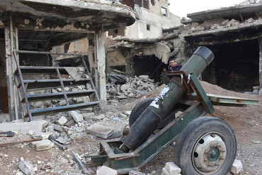 Rudskoi also said Russia's air force had not bombed targets inside Aleppo for 44 straight days (Reuters)