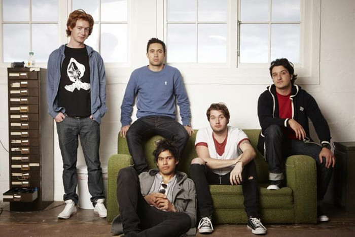 Six60 is the only Kiwi artist on a top five in New Zealand list (File)