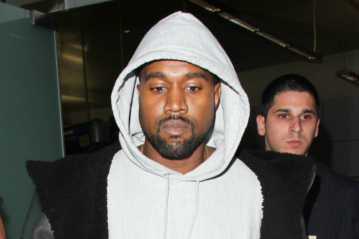 Kanye West (Getty file)