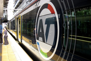 No one was injured in the incident, an Auckland Transport spokesperson says (Newshub. / file)