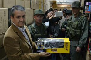 Venezuela seizes Christmas toys (Sundde/Twitter)