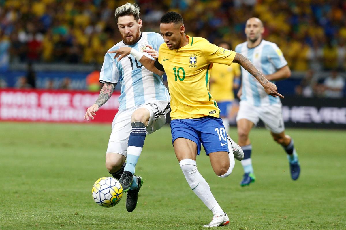 Brazil, Argentina to clash at MCG