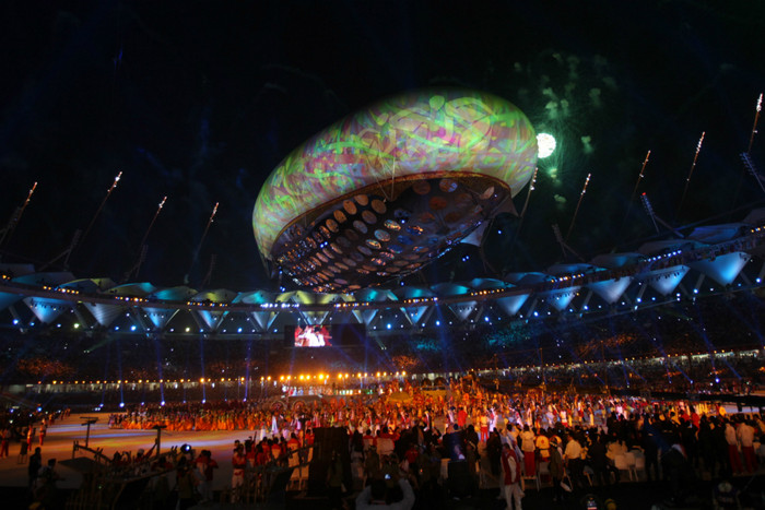 2014 Commonwealth Games Opening Ceremony (Getty Images)