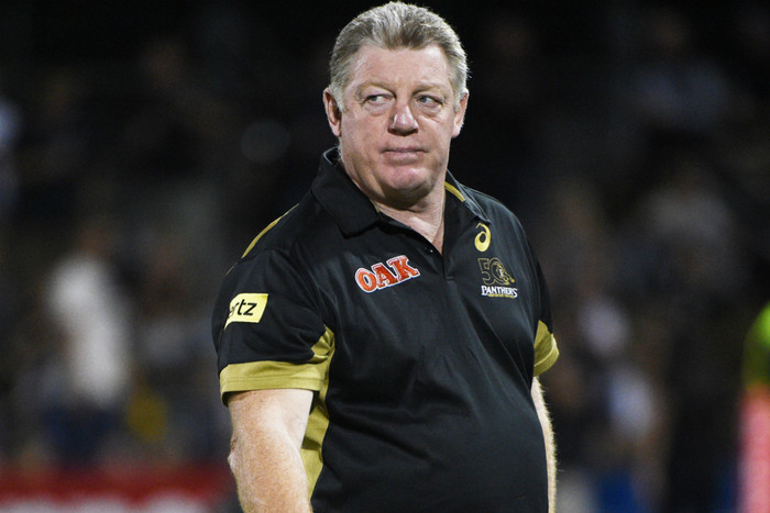 Phil Gould (AAP)
