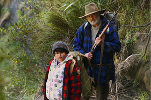 Hunt for the Wilderpeople premiered at the Sundance Film Festival in January