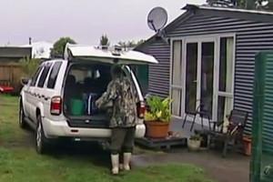 First residents under Kaikoura quake dam return home