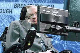 Stephen Hawking (Getty)