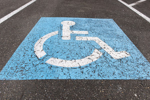 Disabled parking space abuse rife - survey