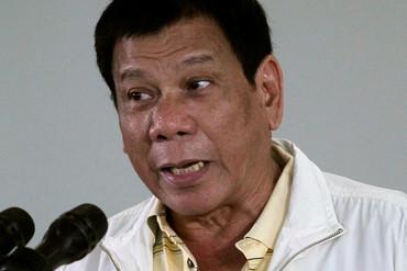 Philippines President Rodrigo Duterte (Reuters)