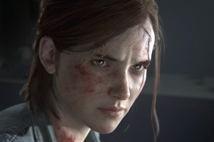 Ellie from The Last of Us: Part II trailer (Naughty Dog/YouTube)
