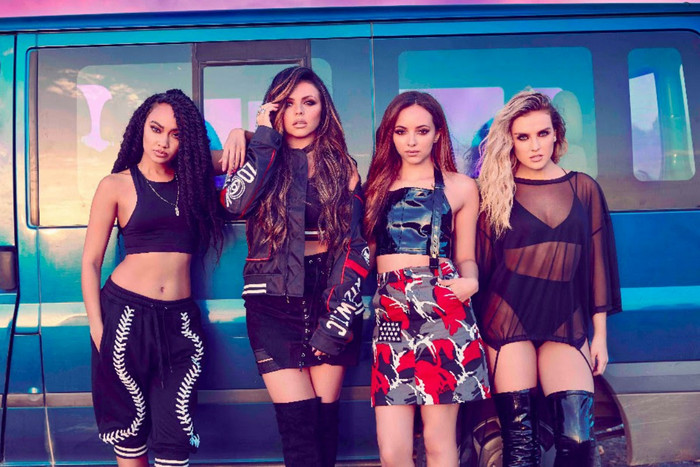Little Mix (Supplied)