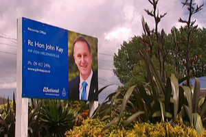 John Key resignation: Helensville and Christchurch in disbelief