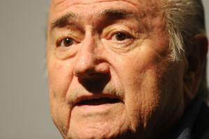 Sepp Blatter (AAP file)