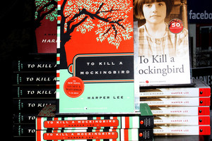 Harper Lee's To Kill a Mockingbird is one of the books under scrutiny (Getty)
