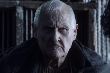 Peter Vaughan as Maester Aemon in Games of Thrones