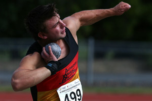 Shot put prodigy Ryan Ballantyne another star in the making