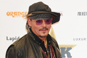 Johnny Depp named most overpaid actor for second straight year