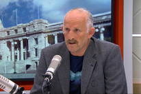 Gareth Morgan on the Paul Henry programme (Newshub.)