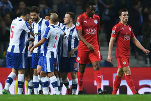 Porto v Leicester City (Getty Images)
