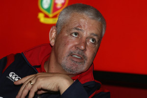 Video: Warren Gatland believes All Blacks are physical, not dirty