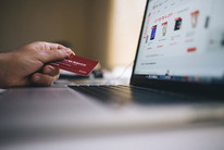 Total online spending for the 12 months to the end of October was $3.6 billion, excluding GST (file)